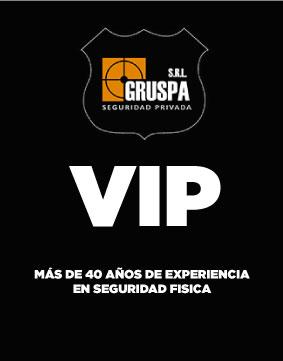 Seguridad privada custodios VIP