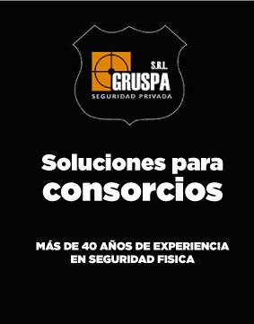 Gruspa soluciones empresas edificios consorcios seguridad vigiladores custodios